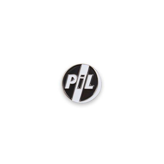 Public Image Limited: Logo Enamel Pin