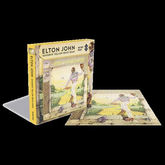 Elton John: Goodbye Yellow Brick Road Jigsaw Puzzle