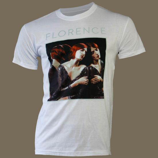 Florence + The Machine: Mirror T-shirt - X Large