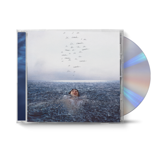 Shawn Mendes: Signed Wonder Standard CD