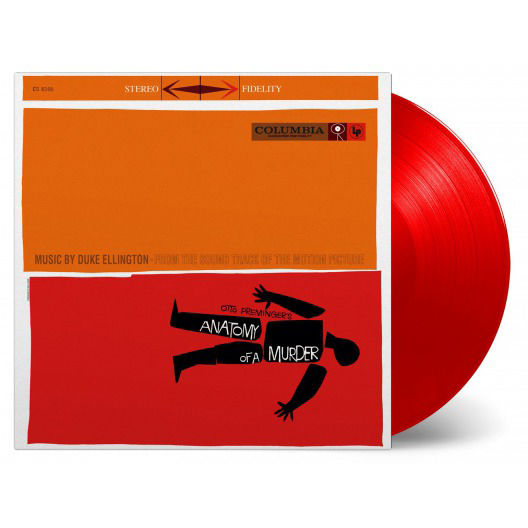 Duke Ellington: Anatomy Of A Murder OST: Limited Edition Red Vinyl