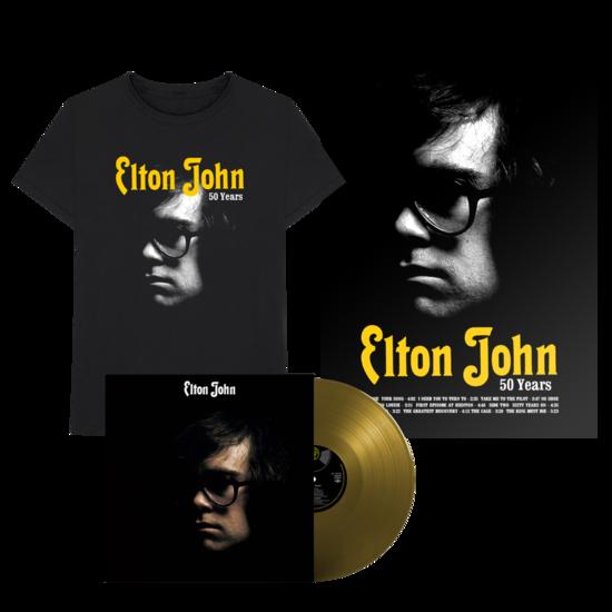 Elton John: Elton John: 50th Anniversary Super Bundle