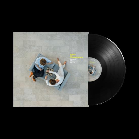Kings of Convenience: Peace Or Love: Vinyl