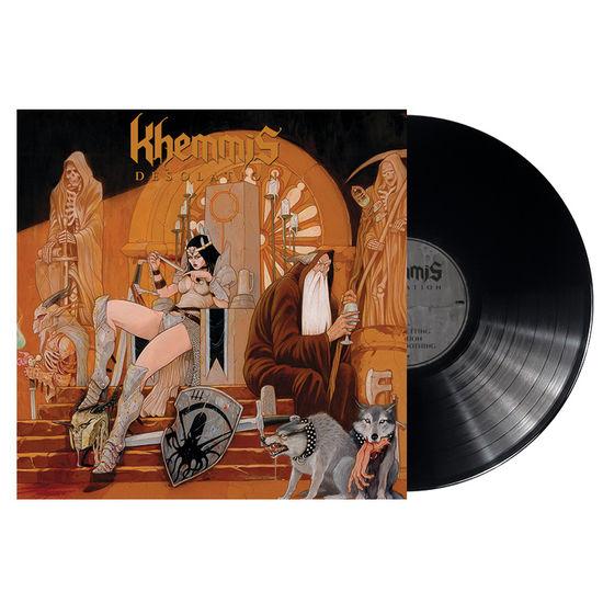Khemmis: Desolation: Limited Edition Vinyl (inc 8-page booklet)