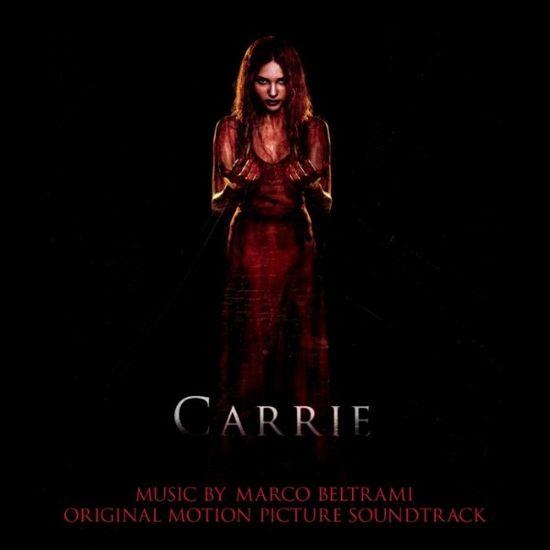 Marco Beltrami: Carrie OST: Bloody Red Vinyl