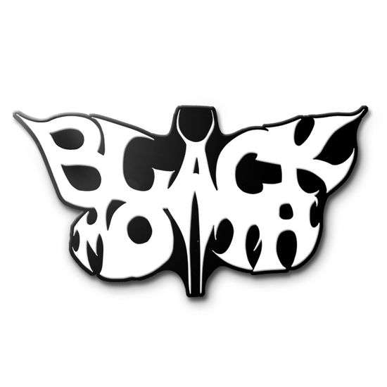 Black Moth: Black Moth Official Enamel Pin Badge