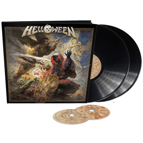Helloween: Helloween: Limited Edition 2LP + 2CD Earbook