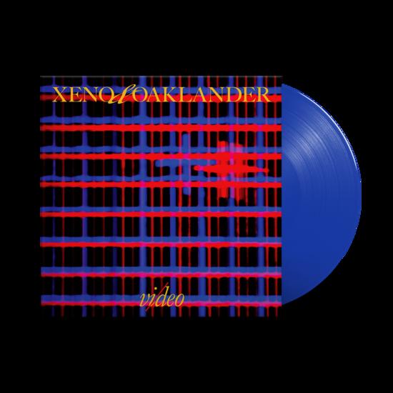 Xeno & Oaklander: Vi/deo: Limited Edition Blue Vinyl