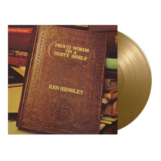Ken Hensley: Proud Words On A Dusty Shelf: Limited Edition Gold Vinyl