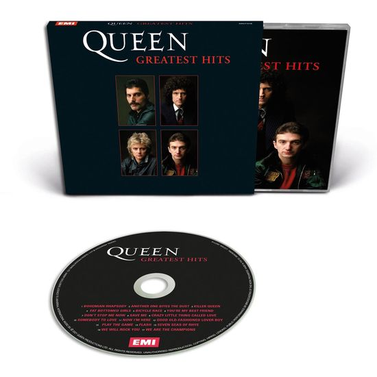 Queen: Greatest Hits Collectors Edition