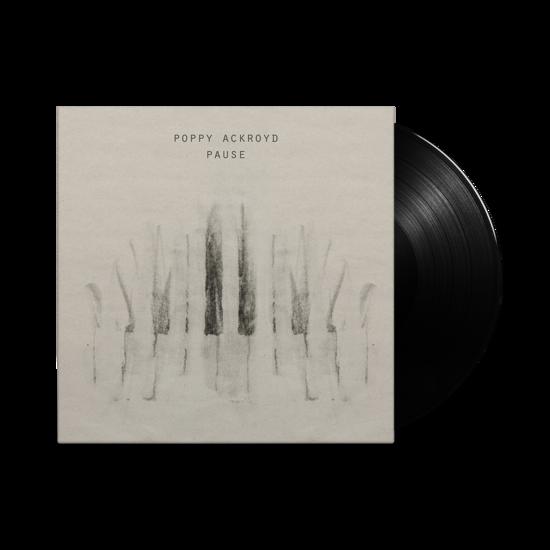 Poppy Ackroyd: Pause: Black Vinyl LP