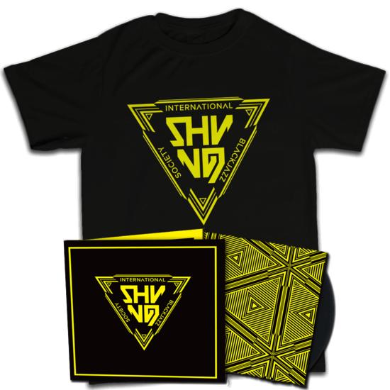 Shining: Vinyl & T-Shirt