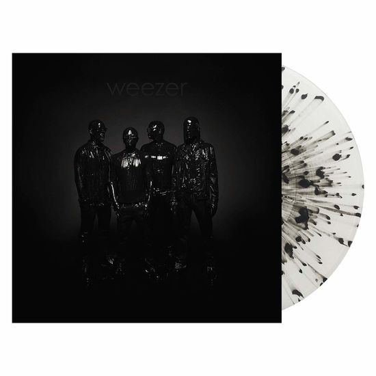 Weezer: Weezer: Limited Edition Clear With Black Splatter