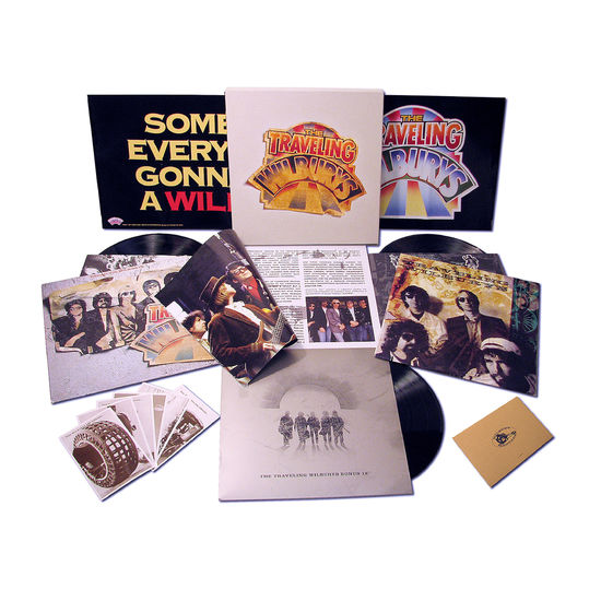 The Traveling Wilburys: The Traveling Wilburys Collection + 3LP Set
