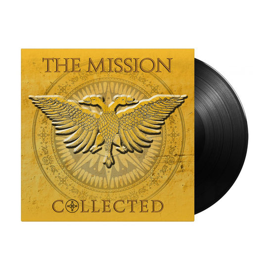 The Mission: Collected: Limited Edition Triple Vinyl