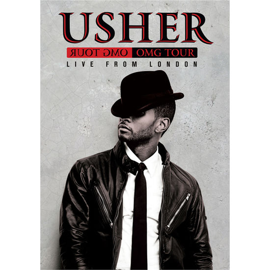 Usher: OMG Tour Live From London