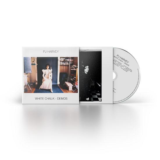 PJ Harvey: White Chalk - Demos: CD