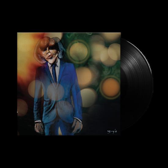 Matt Berry: The Blue Elephant: Black Vinyl LP