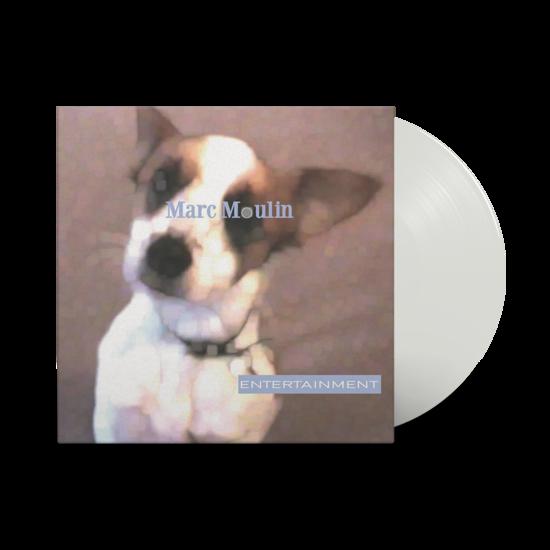 Marc Moulin: Entertainment: Limited Edition Translucent Vinyl