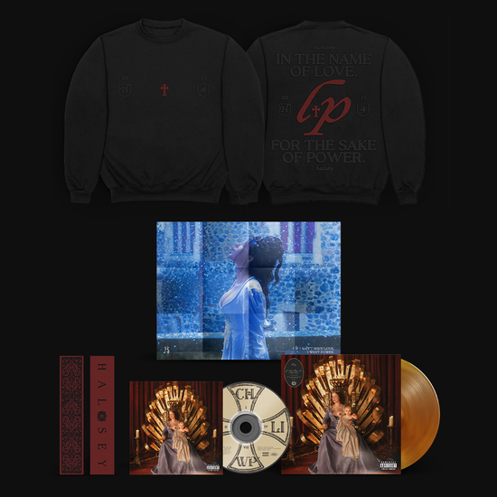 Halsey: IF I CAN'T HAVE LOVE, I WANT POWER - PLATINUM BUNDLE