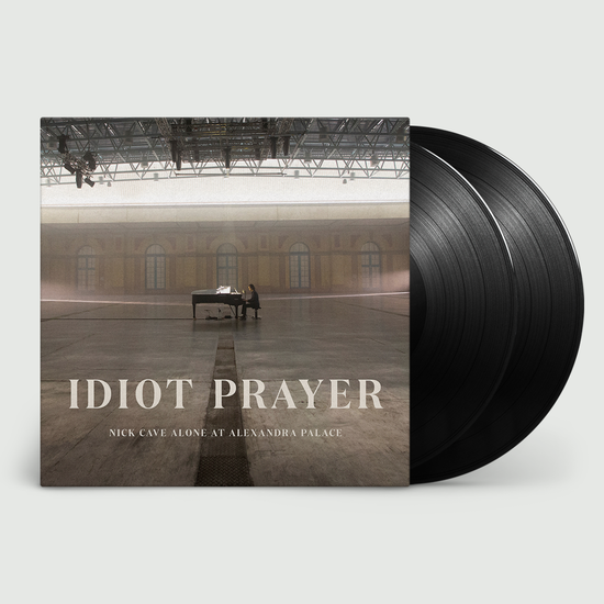 Nick Cave: Idiot Prayer: Live Alone at Alexandra Palace