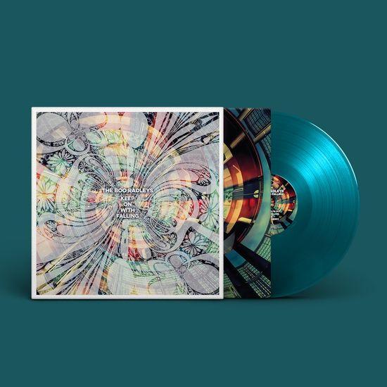 The Boo Radleys: Keep On With Falling: Cornflower Blue Vinyl LP
