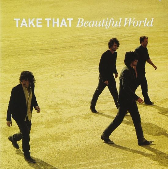 takethat: Beautiful World
