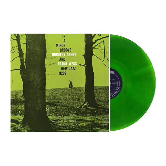 Dorothy Ashby & Frank Wess: In a Minor Groove: Limited Neon Green Vinyl Edition