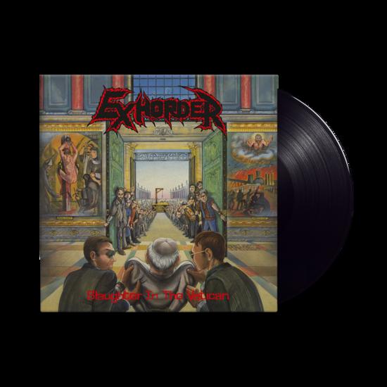 Exhorder: Slaughter in the Vatican: Vinyl LP