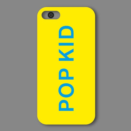 Pet Shop Boys: POP KID iPhone 6 Plus Case