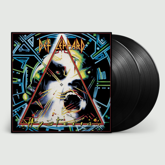 Def Leppard: Hysteria: Deluxe Double Vinyl