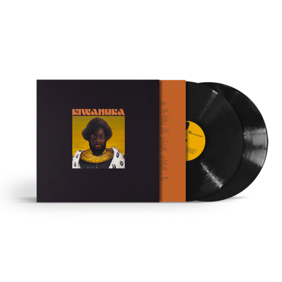 Michael Kiwanuka: Kiwanuka Signed Double Heavyweight Vinyl