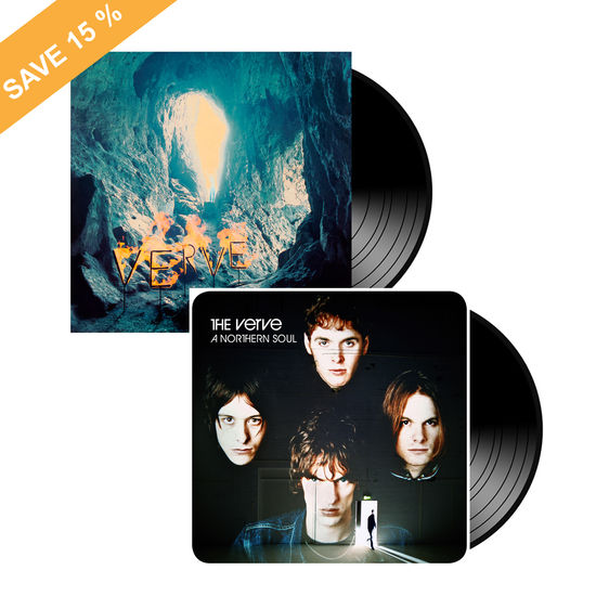 The Verve: A Northern Soul + A Storm In Heaven LPs - 15% Off