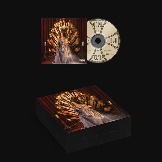 Halsey: IICHLIWP CD & PUZZLE
