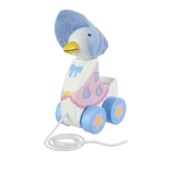 Peter Rabbit: Jemima Puddle-Duck Pull Along