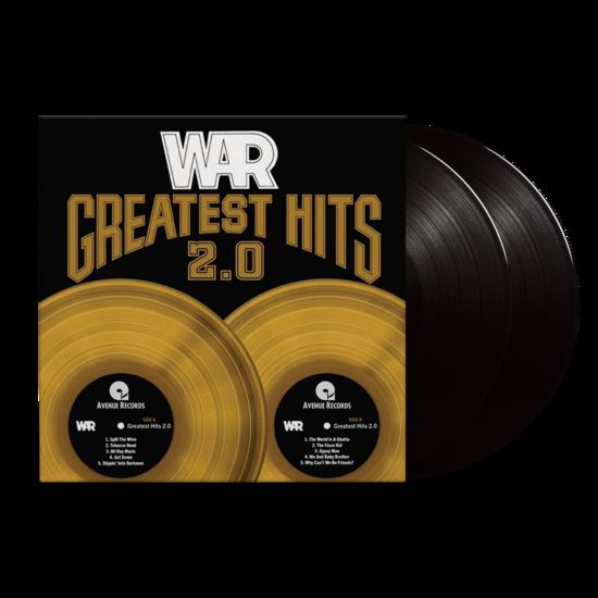 WAR: Greatest Hits 2.0: Vinyl 2LP