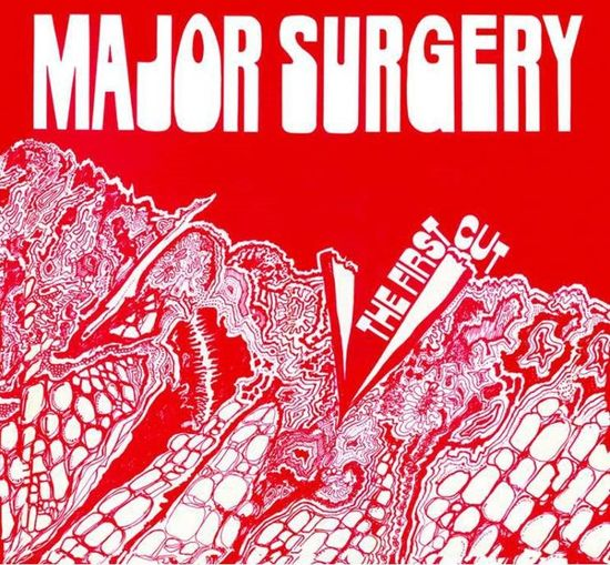 Major Surgery: The First Cut: Original, Limited Edition Numbered Vinyl + Signed Certificate of Authenticity