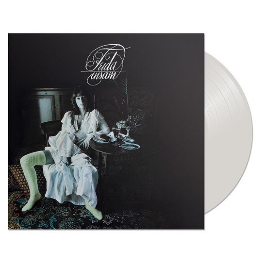 Frida: Ensam - Limited Edition - White Vinyl