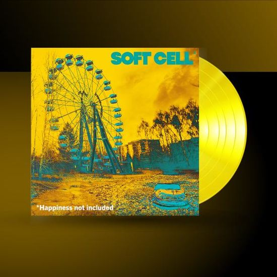 Soft Cell: *Happiness Not Included: Limited Edition Yellow Vinyl LP