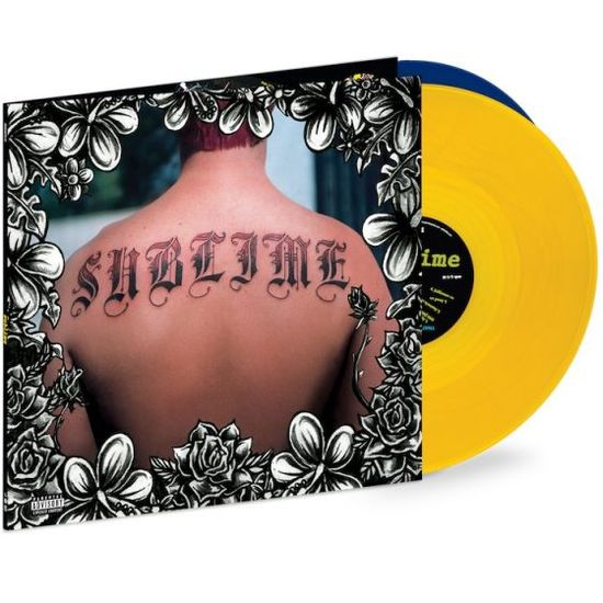 Sublime: Sublime (LIMITED EDITION: Opaque Yellow and Blue Double Vinyl)