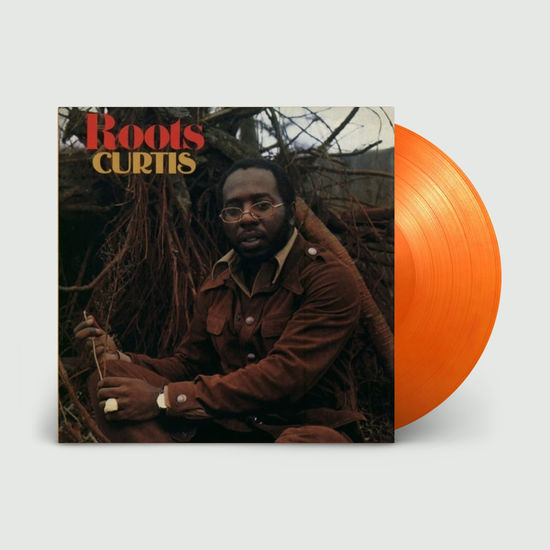 Curtis Mayfield: Roots: Limited Edition Orange Vinyl