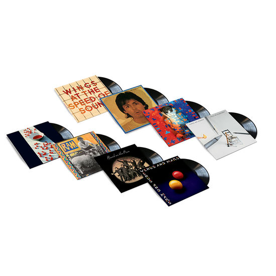 Paul McCartney: PAUL McCARTNEY VINYL BUNDLE
