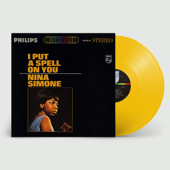 Nina Simone: I Put A Spell On You: Limited Edition Yellow Vinyl