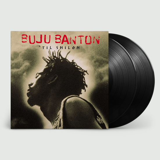 Buju Banton: Til Shiloh 25th Anniversary: Limited Edition Double Vinyl
