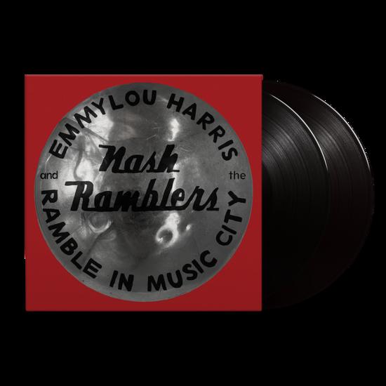 Emmylou Harris & The Nash Ramblers: Ramble in Music City: The Lost Concert (Live): Black Vinyl 2LP