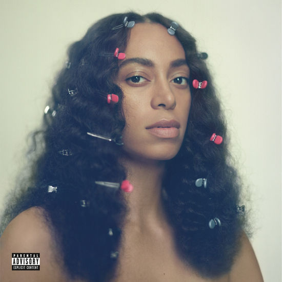 Solange: A Seat at the Table: Limited Edition Red Vinyl