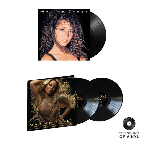 Mariah Carey: The Sound Of... Mariah Carey: Deluxe Vinyl Exclusive Bundle