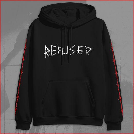Refused: War Music Hoodie