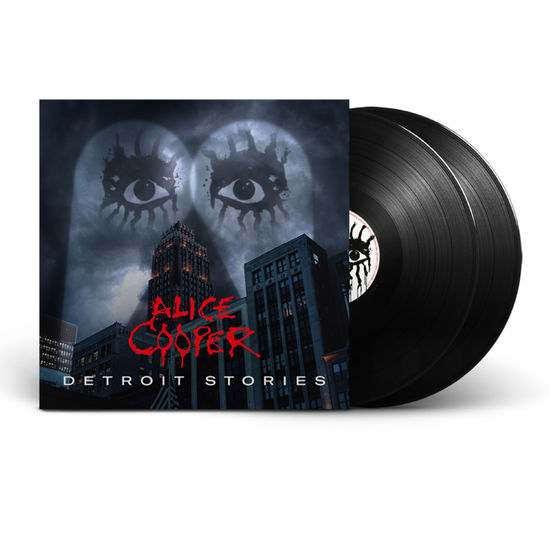 Alice Cooper: Detroit Stories: Black Vinyl