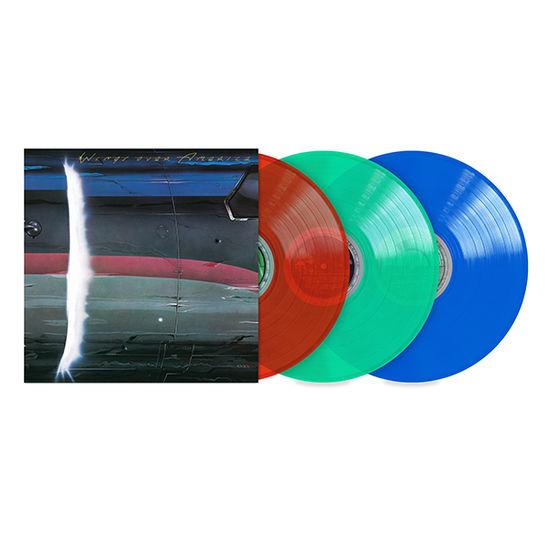 Paul McCartney: Wings Over America – Colour 3LP
